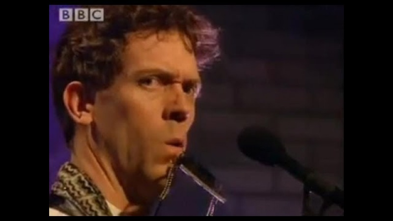 Hugh Laurie's Protest Song - A Bit of Fry and Laurie - BBC