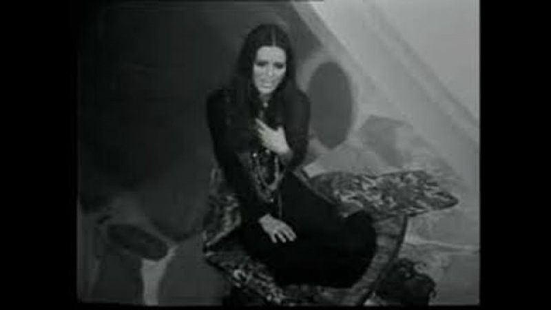 R.I.P. Daliah Lavi - Love's Song (Frankreich, 1970)