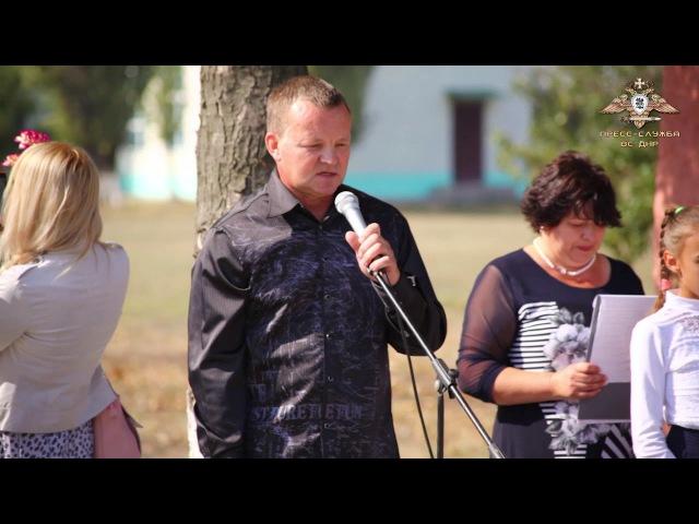В селе Многополье открыт мемориал в память павших воинов