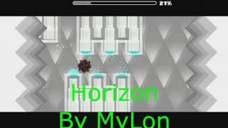 Сравнение демонов Horizon с Horizon Zero. Какой же круче | Geometry dash [46]