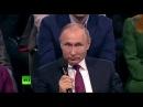 Путин на вопрос «Какое событие вы хотели бы изменить» Развал Советского Союза