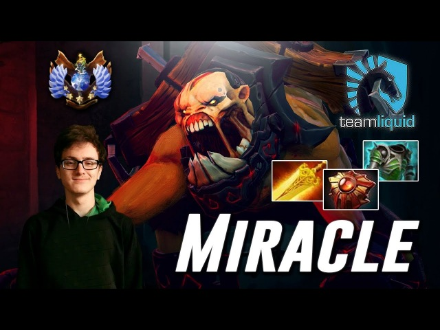 Miracle Lifestealer - Ranked Gameplay Dota 2