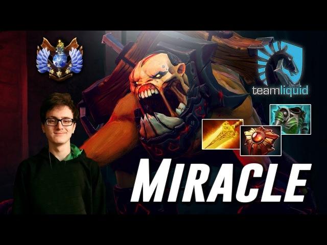 Miracle Lifestealer - Ranked Gameplay Dota 2