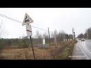 Заброшенная железная дорога под Петербургом Сталк Железнодорожное 29 серия Краснофлотск