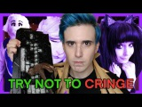 TRY NOT TO CRINGE EMO MUSICAL.LY CHALLENGE 43! (I'M DONE)