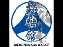 Осиро но кон (первая ката с бо) Кёкусин-кан карате (кобудо)