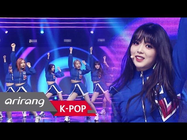 [Perf] Weki Meki – La La La @ Simply K-Pop Ep.303 160318
