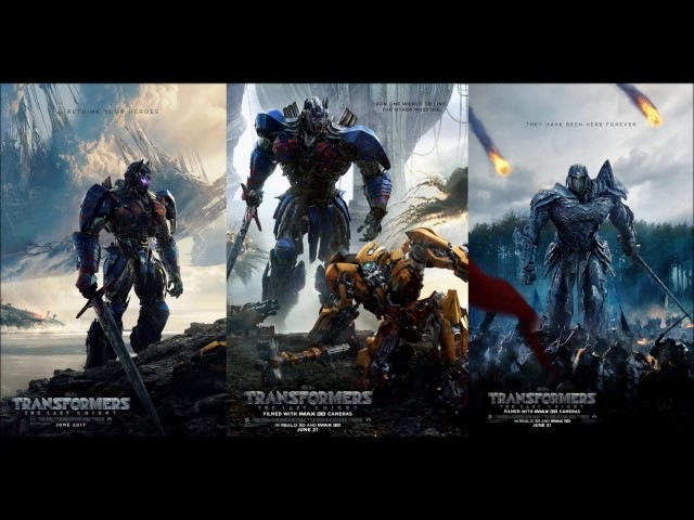 Transformers: The Last Knight - Trailer 3 Soundtrack
