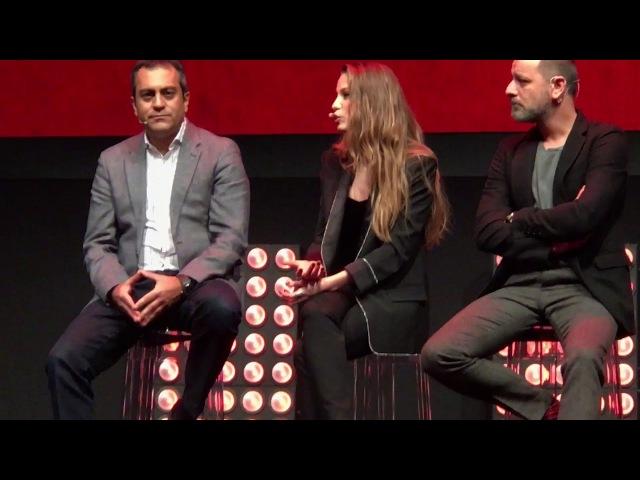 Serenay Sarıkaya ve Ozan Güven Marka Konferansında konuşuyor MARKA 2017
