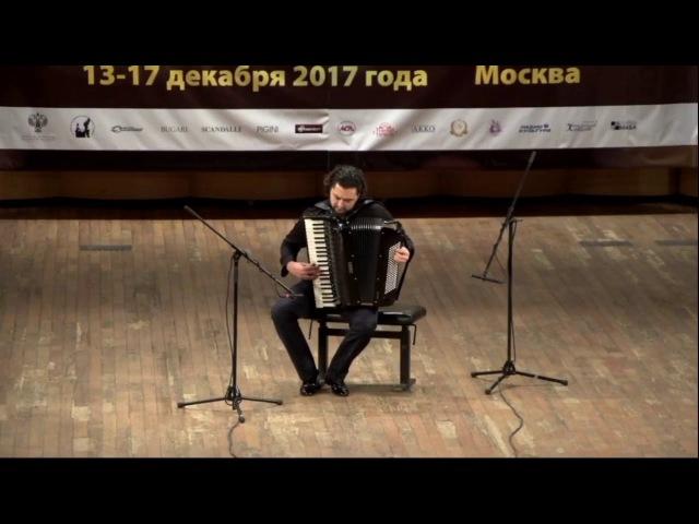 V. Zubitsky. Omaggio ad Astor Piazzolla | NIKITA VLASOV | БАЯН И БАЯНИСТЫ