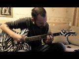 Большое прожорище - ГрОб (Егор Летов гитара кавер аккорды бой)