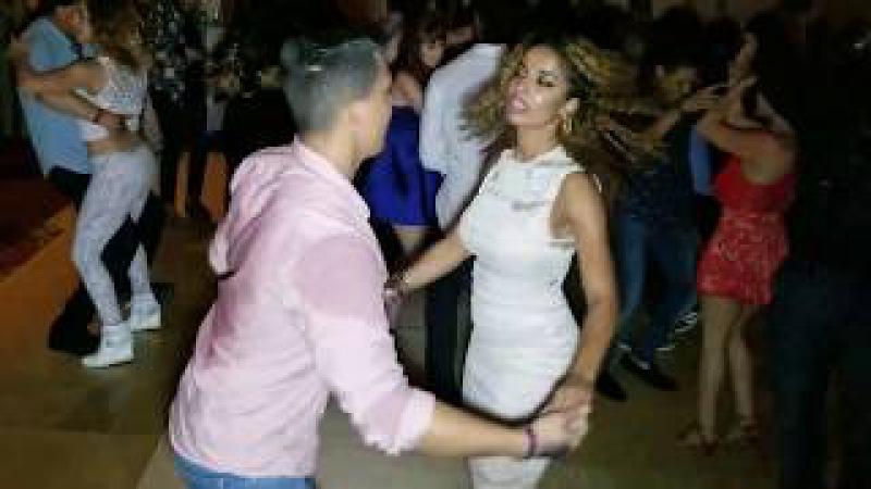 Tanja La Alemana wiht Sexy Bachata @ 2017 Las Vegas Salsa Bachata Super Congress