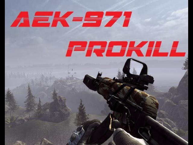 Contract Wars - AEK-971 Full ProKill
