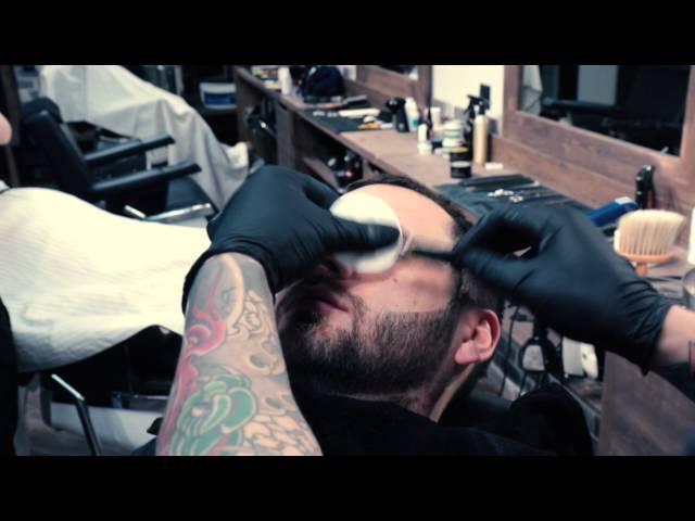 Мастер класс по моделирование бороды Beard trim shave
