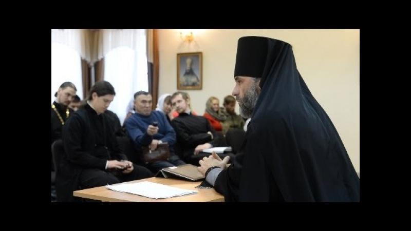 Первый созыв молодёжного совета Салаватской епархии