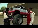 Прохождение Grand Theft Auto San Andreas. 75. Monster.