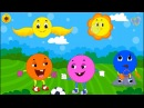 Shapes Songs Collection   Kids Learning Videos Shapes Kindergarten Nursery Rhymes Songs by BooBoo