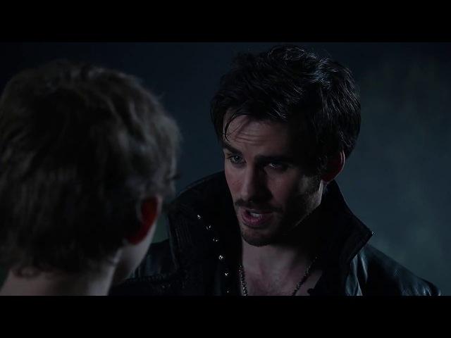 Killian Jones/Peter Pan (CaptainPan) || Ты любишь меня [OUAT]