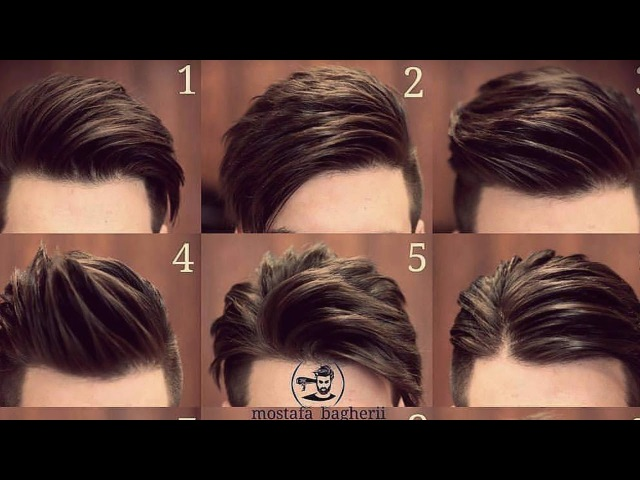 Top 10 Popular Haircuts for Guys 2018 - Guys Hairstyles Trends