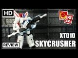X2Toys XT010 SKYCRUSHER Transformers Titans Return SKYFIRE JETFIRE