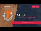 TORQUED.STEEL vs. TEAM LIQUID@ CS_SUMMIT Season 2