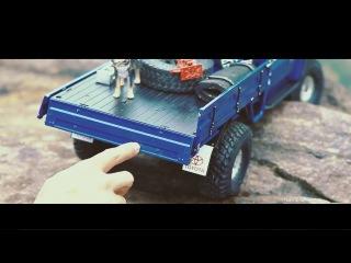 Killerbody Toyota Land Cruiser LC70 1-10 Hard Body & Upgrade Parts