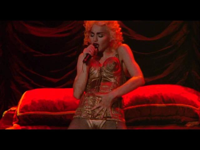 Madonna Like A Virgin Truth or Dare Blu ray