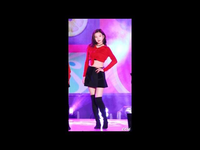 171029 레드벨벳 Red Velvet 조이 Joy 빨간맛 Red Flavor 부산 원아시아 파크콘서트 직캠 fancam by ecu