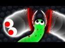 Slither.io - BOSS SNAKE SET THE WORLD RECORD! Epic Slitherio Gameplay (Slitherio Funny Moments)