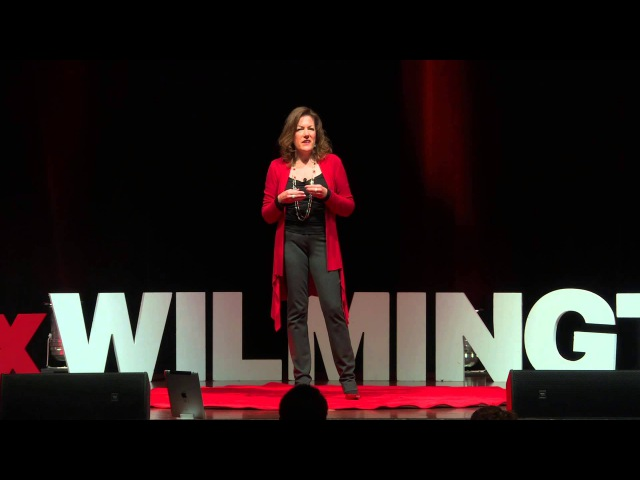 The Dark Side of Self Improvement | Suzanne Eder | TEDxWilmington