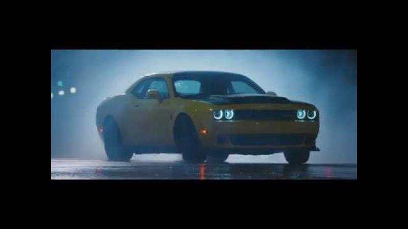 Изгнание демона из Dodge Challenger SRT Demon.