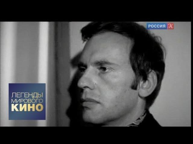 Легенды мирового кино. Жан-Луи Трентиньян.