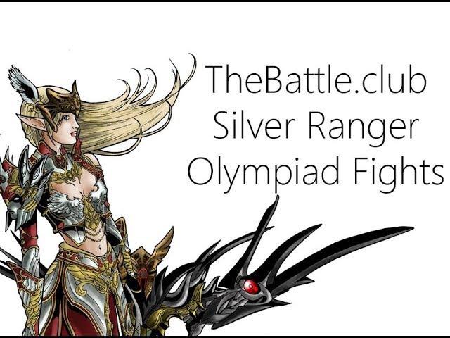 BATTLE.CLUB - SILVER RANGER / MOONLIGHT SENTINEL OLYMPIAD MOVIE (LINEAGE 2 HIGH FIVE)