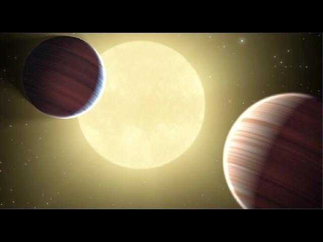 Сенсация. Новое открытие в астрономии. За Плутоном вращается еще одна планета..Планета 9. Док фильм.