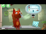 Little Fox Animal Doctor! Kids Game, Baby, Care Animals. Video for CHILDREN.