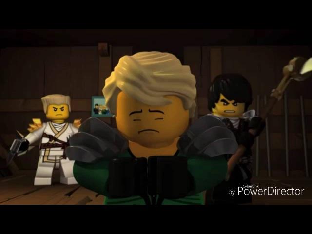 Lego Ninjago Music Video Lloyd Tribute Me Too
