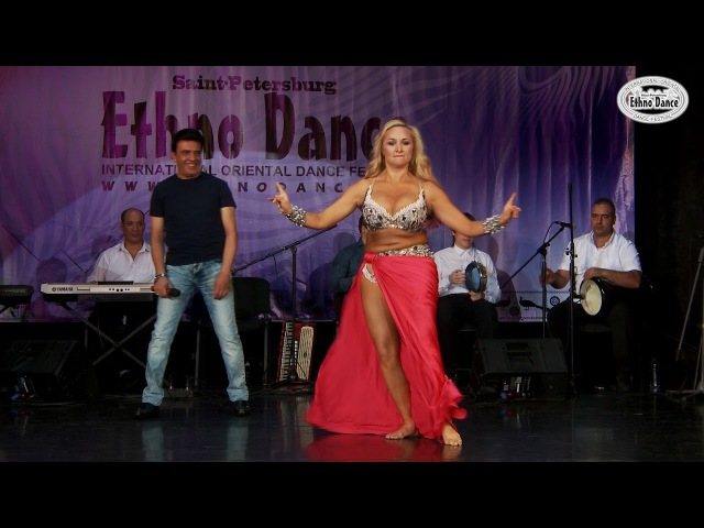 Arina Firsova Al Azdekaa - Zay El Assal - Ethno Dance-2017