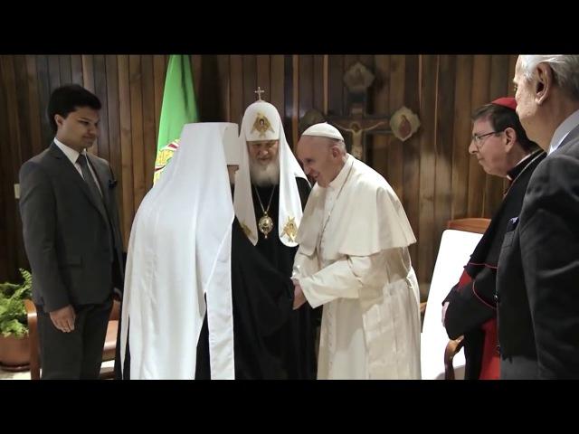 Патриарх антихриста. Лжп.Кирилл (Гундяев) в пророчествах как предтеча...