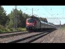 Электровоз ЭП20-035 с поездом № 738 Брянск - Москва