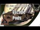Elite: Dangerous - Escapepods and Artefacts
