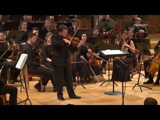Frank Peter Zimmermann plays Rachmaninov prelude no.5
