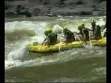 Рафтинг на Замбези (Zambezi rafting)