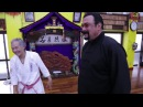 Tetsuhiro Hokama demonstrates Karate to Steven Seagal