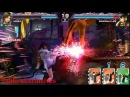 Asuka Combos with Wall and without wall | TekkenExclusives