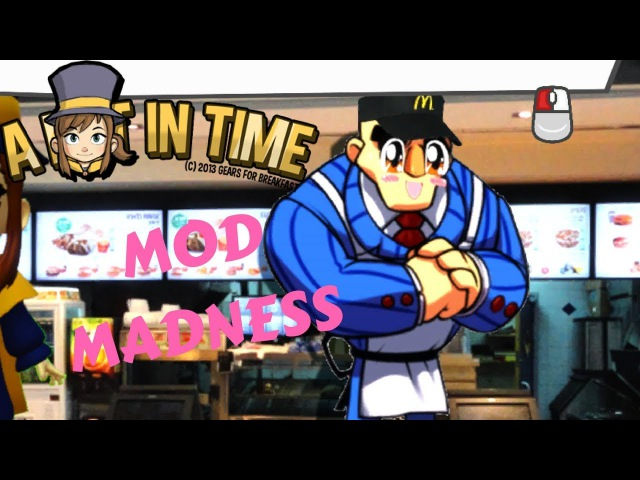 A HAT IN TIME MOD MADNESS [Stream Highlights]