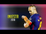 Andres Iniesta 2018