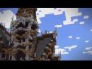 Minecraft Анимация херобрин против смерти! Голодные игры(не мое просто ришыл паказать)