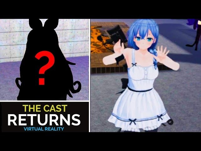 [ VRChat ] The Return of Matsix and Cast ( Virtual Reality )