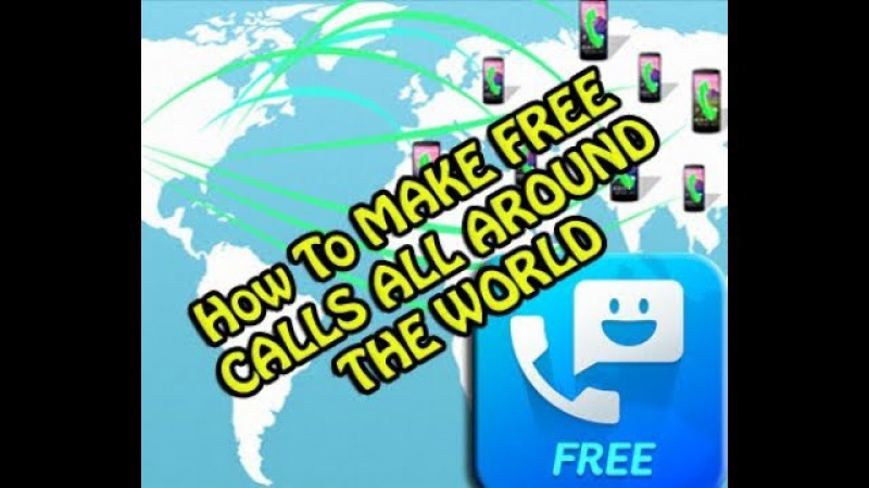 HOW TO MAKE FREE CALLS | CALL ALL AROUND THE WORLD TOTALLY FREE 2018 ✔