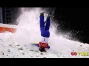 See All the Scariest Crashes at the 2018 Winter Olympics So Far